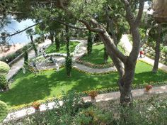 Capri: Giardini di Augusto