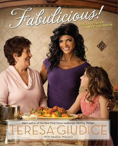 "Teresa's Italian Family Cookbook"" by Teresa Giudice available from Rakuten Kobo. As the breakout star of The Real Housewives of New Jersey, Teresa Giudice has quickly become a household name--and a New."