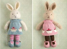 candy & coco by littlecottonrabbits, via Flickr