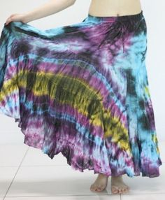 Výsledek obrázku pro batikované oblečení sukne