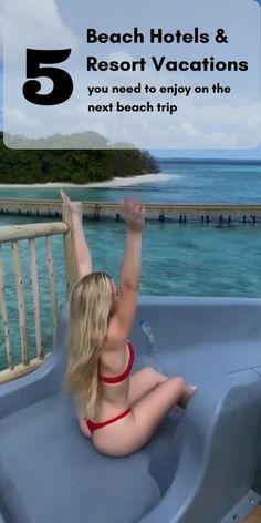 Jamaica Resorts, Vacation Resorts, Vacation Places, Beach Resorts, Dream Vacations, Vacation Spots, Beste Hotels, Reisen In Europa, Vand