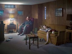 The basement, 2014. - (Gregory Crewdson)