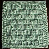 Knit Washcloth