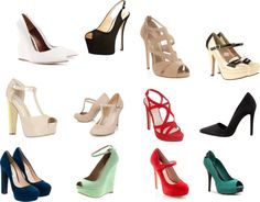 """""""zapatos para traje sastre"""" by anabella-rao on Polyvore"""