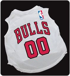 deluxe mesh NBA Bulls Jersey