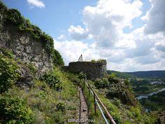 Burgruine Rabenstein oberhalb von Riedenburg im Altmühltal
