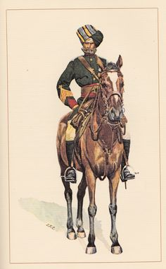 3rd Bombay Cavalry