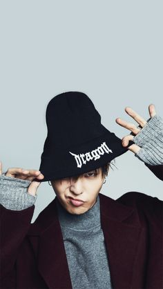 G-Dragon for 8 seconds