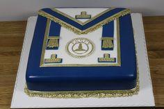 Freemasons cake, via Flickr.