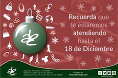 Recuerdaque te estaremos atendiendo hasta el 18 de Diciembre #ABCherrajes #Style #Designs #Luxury #Colombia #Christmas  Nos puedes encontrar en: Bogotá: Cll. 74A # 23-25 / Tel: 2354949Medellín: Cra. 66B # 32D-75 / Tel: 2356710Barranquilla: Cra. 52 # 72-114 C.C. Plaza 52 / Tel: 3690687  Visítanos en: www.abcherrajes.com Twitter: @abcherrajes Instagram: @abcherrajes Facebook:/abcherrajes