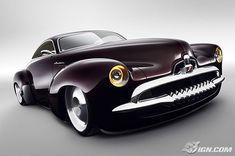Art Deco Car. @designerwallace