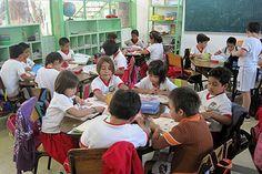 En Chiapas vole modifica le educacion in apoyo de le linguas