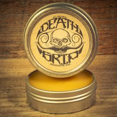 Handcrafted from a perfect combination of lanolin, bees wax, and other select natural ingredients that help shape those wild whiskers! It offers a nice strong hold that is perfect for keeping the hairs off the lip and shaping those handlebars, along with a fresh subtle woodsy aroma. Also, when you buy from us, you are supporting a veteran owned business with a 100% Money Back Guarantee! VintageBeards.com