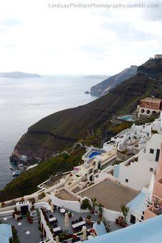Santorini, Greece ~ Another Dream Destination