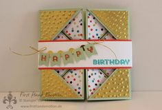 First Hand Emotion: Blog Hop zur Stampin' Up! Sale-a-Bration 2014