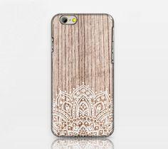 iphone 6 case,graceful iphone 6 plus case,wood grain flower iphone 5c…
