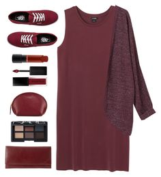 """Untitled #1597"" by tinkertot ❤ liked on Polyvore featuring Monki, Vans, ILI, Smashbox, NARS Cosmetics and Neiman Marcus"
