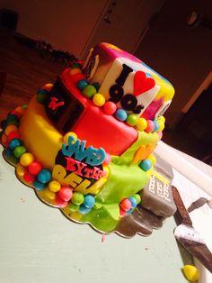 90's Cake