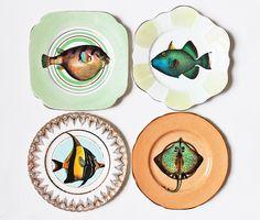 Yvonne Ellen : Quirky Animal Tea Party