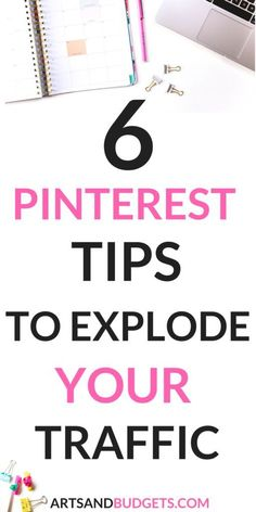 Find out how grow your blog and Pinterest Profile traffic with these tips! - Pinterest- How to grow Pinterest Following | How to grow Pinterest Traffic | Pinterest SEO shortcuts, Pinterest Tips | How to grow Pinterest |