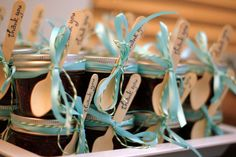 Green, brown and Aqua baby shower Baby Shower Party Ideas   Photo 1 of 45   Catch My Party