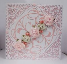 created by jan: Here are 2 more cards using the Tonic Dies.  This...
