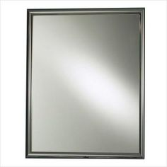 Amazon.com: Jensen 533124 Framed Harmony Bath Cabinet: Home Improvement