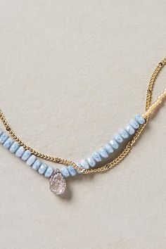 Double Vale Necklace - anthropologie.com