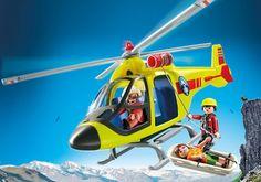 PLAYMOBIL 5428 Ελικόπτερο Διάσωσης