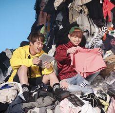 wow jungkook u found pants lolol