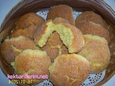 Visit the site for details. - Yemek Tarifleri - Resimli ve Videolu Yemek Tarifleri Mothers Cookies, Turkish Recipes, Ethnic Recipes, Turkish Sweets, Mary Recipe, Turkish Kitchen, Dinner Recipes, Dessert Recipes, No Cook Meals