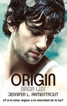 Hablando con libros: ¡Portada Revelada de Origin!