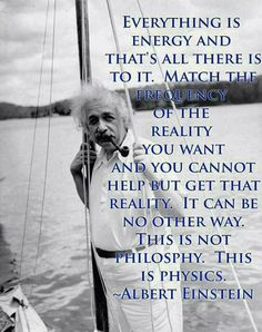 It turns out Alber Einstein did not say this and in fact it might have been someone slightly crazy.  All that aside, decide what you want out of life and make it happen!