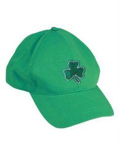 0a0ccbbf51d0a privateislandparty.com St. Patricks Day Shamrock Green Baseball Cap 5959   4 99 This