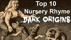 """The Top 10 Nursery Rhyme Dark Origins read by CreepsMcPastaPlays. I remember being in European history, and my teacher told us about the origin of """"Ring Around the Roses"""" when we were learning about the plague during Medieval times."""