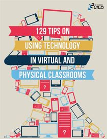 The eLearning Guild : 129 Tips on Using Technology in Virtual and Physical Classrooms : Publications Library Teaching Technology, Technology Integration, Educational Technology, Teaching Resources, Teaching Science, Learning For Life, Learning Apps, Mobile Learning, Elearning Industry