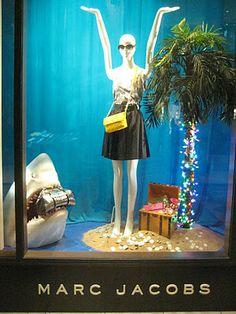 9312dd7538da Marc Jacobs Window Display Design, Shop Window Displays, Store Displays,  Retail Windows,