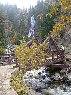 Fish Creek Falls, Steamboat Springs, CO