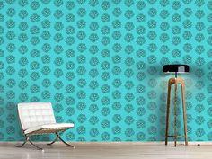 Design #Tapete Florale Schönheit