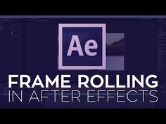 148 Best After Effects Tutorial images in 2019 | After