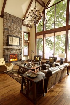 15 Warm Rustic Family Room Designs For The Winter design living room warm 15 Warm Rustic Family Room Designs For The Winter Modern Luxury Bedroom, Modern Room, Luxurious Bedrooms, Modern Living, Small Living, Modern Decor, Modern Rustic, Cozy Living, Warm Living Rooms