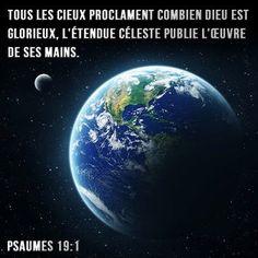 Psaume 19:1