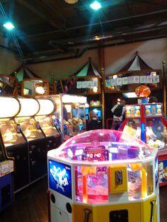 Seattle Waterfront Arcade