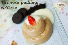 We love this pudding-combine 2 favorites into one yummy pudding.