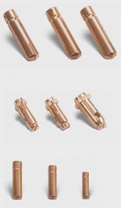 Brass Electrical Plug Pins & Socket Pins #BrassElectricalPlugPins & #SocketPins  Clients can avail various types of Brass Plug Pins from us that are made available at market leading prices.