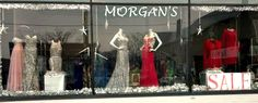 020215...Morgan's changed their window display...OPEN SUNDAYS 12-4 Come to MORGAN'S for FABULOUS SAVINGS  and FASHIONS for the NEW SEASON..SEPARATES and DRESSES, PROM, WEDDINGS and PERSONALIZED SERVICE!. ..MENTION THIS POST and save $20 on purchases of $100 or more ...(sale merchandise not included