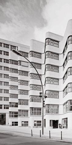 Berlin: Fahrenkamp 1932