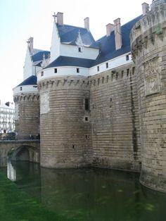 Chateau in Nantes