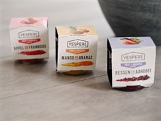 Food: Yespers spreads - ➶ FAB le Frique