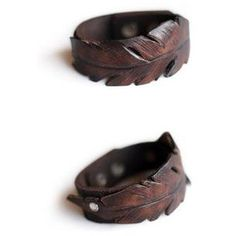 Limited Edition Bent Wood Bracelets Cuffs By Gustav Reyes